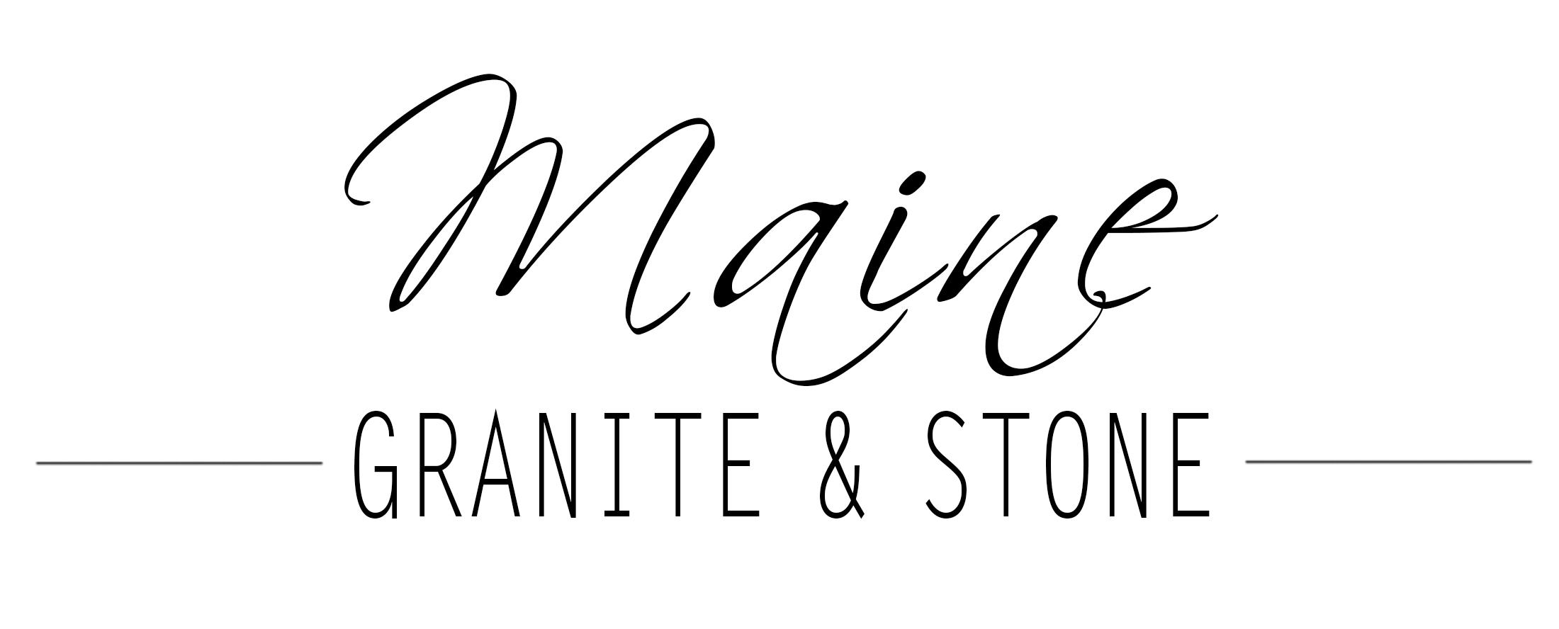 Maine Granite & Stone logo