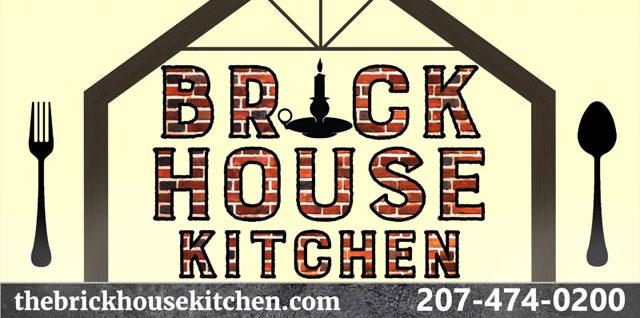 brick house kitchen